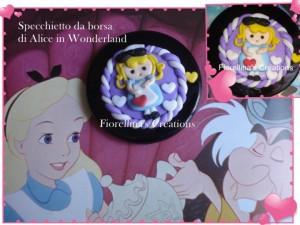 Fiorellina's Creations: collezione Alice in Wonderland