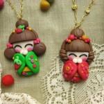 Kokeshi Onee-chan. La mini collection di Kawaii Kakkoi Handmade