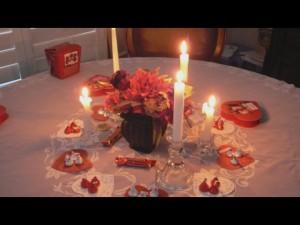 Come preparare la tavola in modo romantico