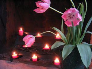 I profumi delle candele