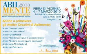 Abilmente edizione primavera 2010: dal 4 al 7 marzo alla fiera di Vicenza