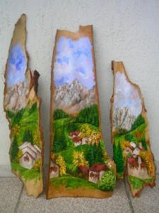 La corteccia dipinta di Emidia