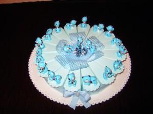 Torta Bomboniera