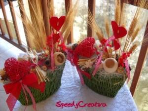 Idee per decorare le tavole degli sposi