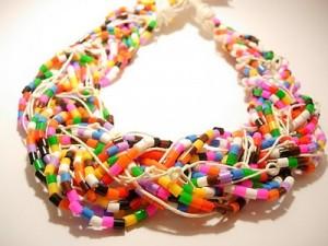 Le collane di Clotilde: creazioni uniche e originali