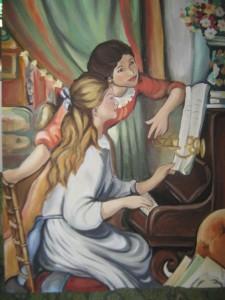 I quadri di Mariangela