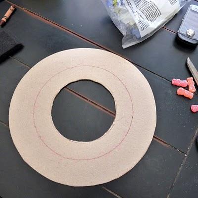 Come realizzare una ghirlanda porta bustine di tè: fasi di realizzazione (tutorial)