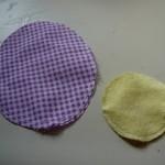 Realizzare dei pulcini di stoffa