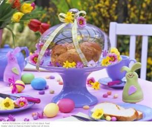 Come preparare la vostra tavola di Pasqua: tante originali idee!