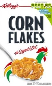Ho provato per voi:Cornflakes Kellogs