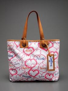 Shopping Tote Bag Versace:progetto a tutela dell'infanzia