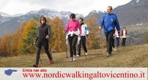 Ciaspolada di Rotzo (VI) il 23 gennaio, in collaborazione con la Nordic Walking School Alto Vicentino