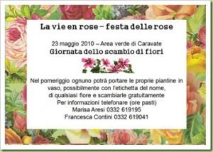 La vie en rose-Mercatino delle Rose