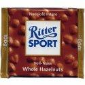 Ho provato per voi….: Ritter sport nocciole intere