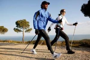 Nordic walking alto vicentino