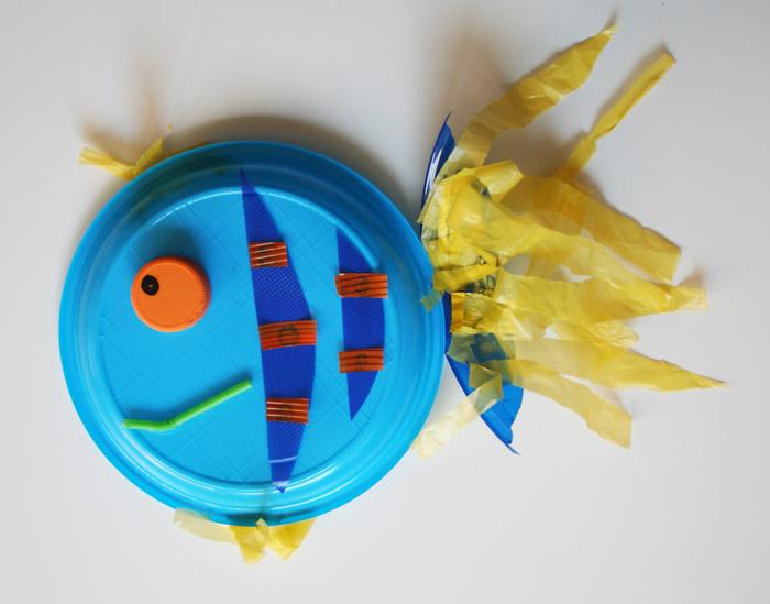Laboratorio gratuito per genitori e figli roma 29 maggio for Creare pesci