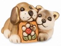 Coppia cane e gatto con margherita thun for Gatto thun