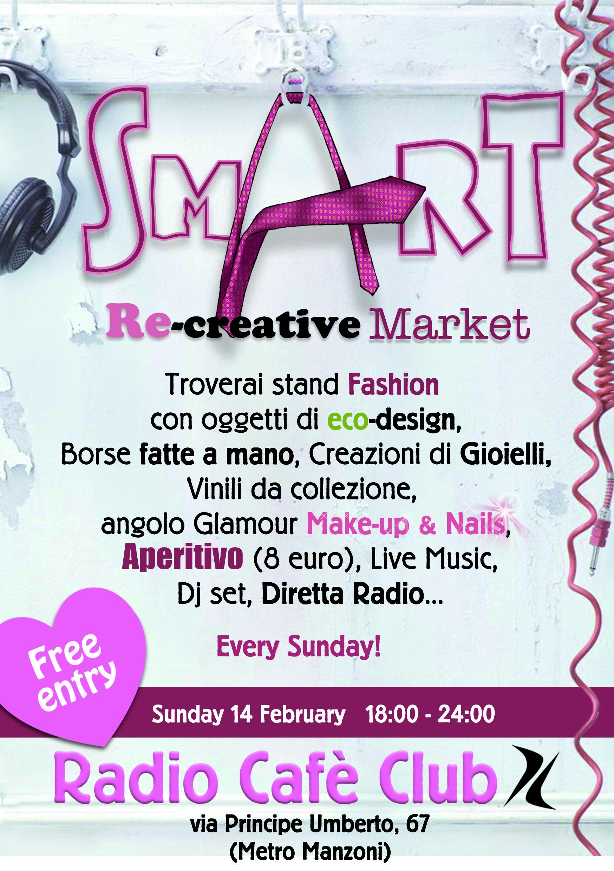 SmArt, Re-creative Market speciale San Valentino