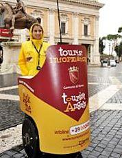 Tourist Angel: nuovo servizio per i turisti che visitano Roma